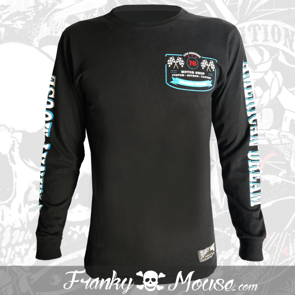Long Sleeve T-shirt Franky Mouse American Dream