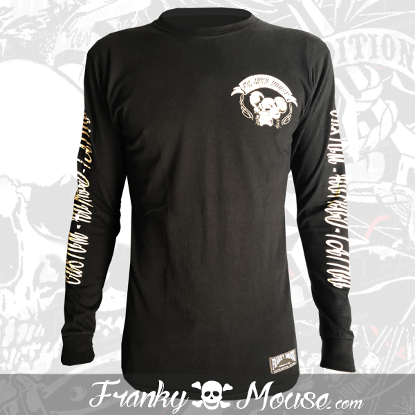 Long Sleeve T-shirt Franky Mouse Limited Edition