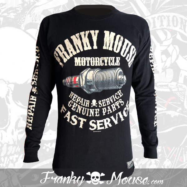 Long Sleeve T-shirt Franky Mouse Fast Service