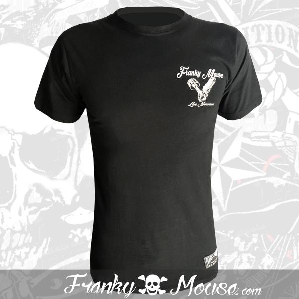 T-Shirt Franky Mouse Legent Of Machine