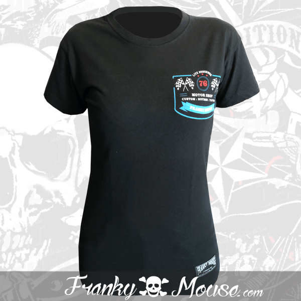 T-shirt For Women Franky Mouse American Dream