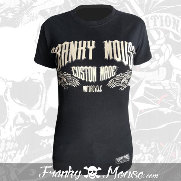 T-shirt For Women Franky Mouse Custom Made