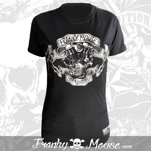 T-shirt For Women Franky Mouse American Eagle