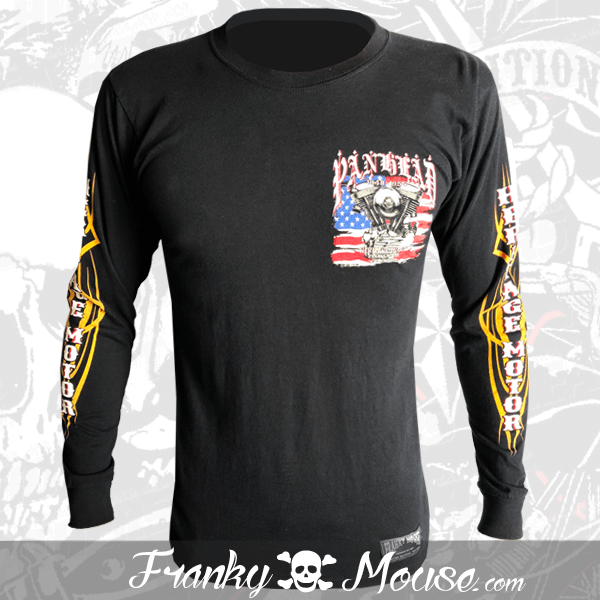 Long Sleeve T-shirt Franky Mouse Heritage Motor
