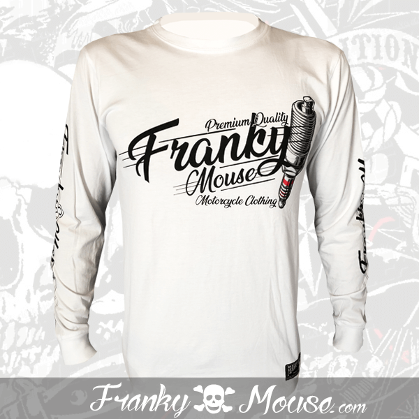 Long Sleeve T-shirt Franky Mouse Move Your Soul
